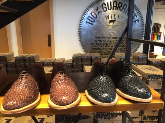 Will Leather Goods -- a Oregon based leather shop specializing in bags, belts, shoes and home goods -- is in a refurbished building at 4120 2nd Ave. in Midtown on Monday, Nov. 2, 2015. It will be the chain's 8th and largest store.