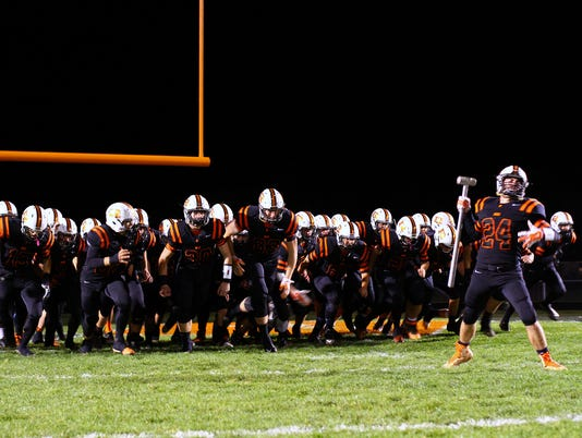 Ridgewood beats Harrison Central 13-10 in the first round of playoffs.