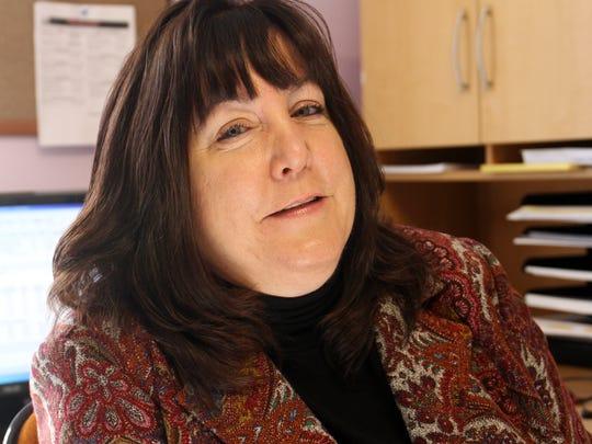 Theresa Donatiello Neidich, executive director of FISH Hospitality Program Inc, Monday, November 23, 2015, in Piscataway.
