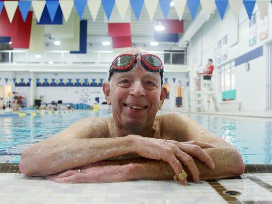 Eighty-five-year-old Far Hills resident Dr. Paul Kiell