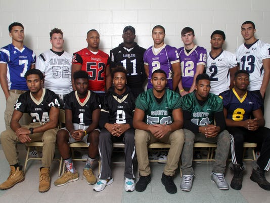 All-area football