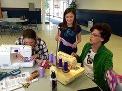Michigan-made sanitary pads keep girls around the world in school
