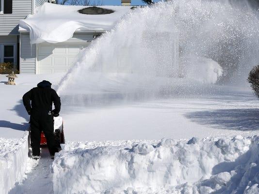 Snow folo
