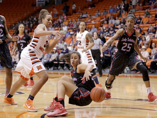 UTEP maintained a perfect conference record of 9-0