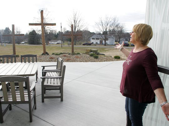 Licking Valley Church of Christ on Dayton Road recently underwent interior and exterior renovations as well as an addition.