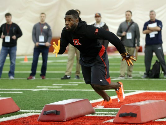 Rutgers Pro Day