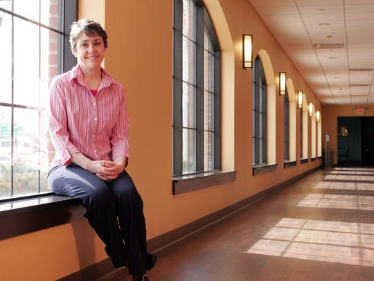 Connie Roberts, an instructor at the Coshocton Campus