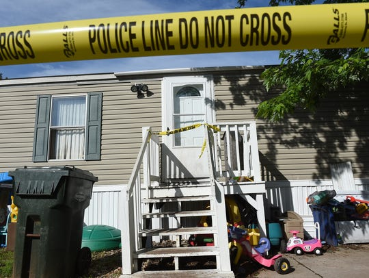 Regina Lester, 32, of Jackson Township, is awaiting trial on charges of first- and third-degree murder and related offenses in the killing of her 3-year-old daughter, Isabel Godfrey.