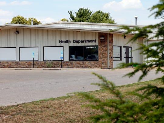 Coshocton City Health Department.