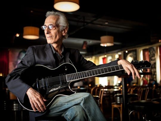 Pat Martino will perform on Sept. 17 at the  IUPUI Campus Center as part of Indy Jazz Fest.