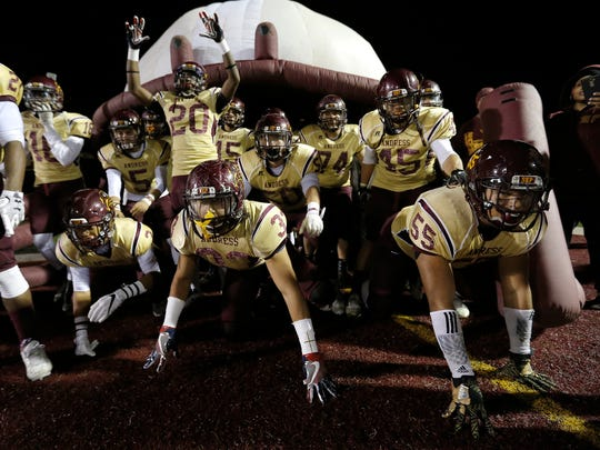 Andress players chomp at the bit to attack Chapin last