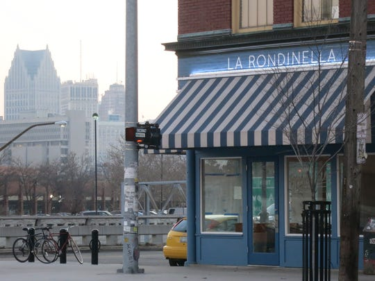 Eastern Market's La Rondinella closed at the beginning of the year to make way for an expansion of Supino's Pizzeria instead.