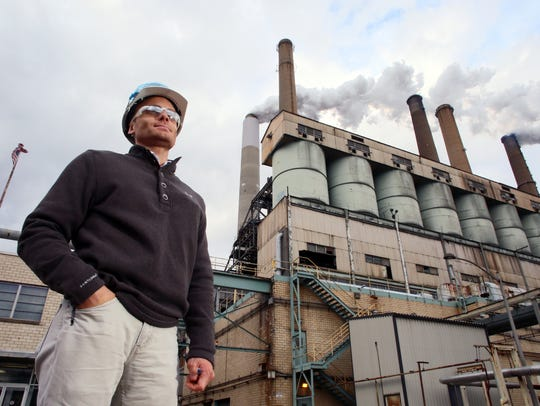 Coshocton native Ryan Forbes is the new plant manager