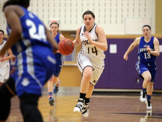 Monroe basketball