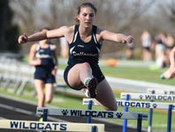 Track & Field results, April 11