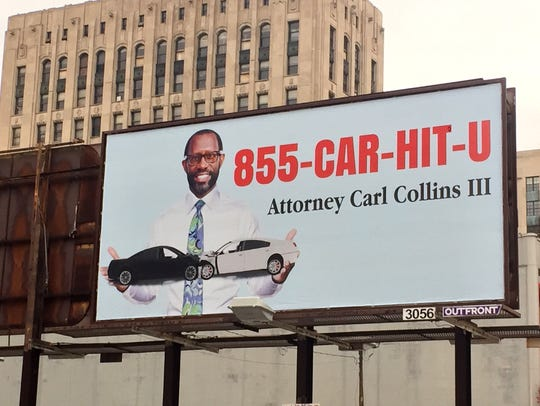 Carl Collins III is among the personal injury attorneys