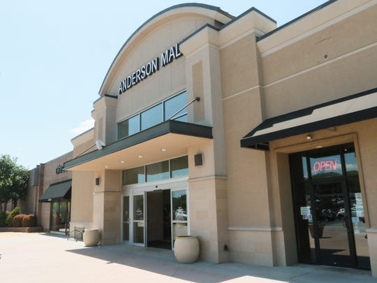 The Anderson Mall will lose its Sears store in September.