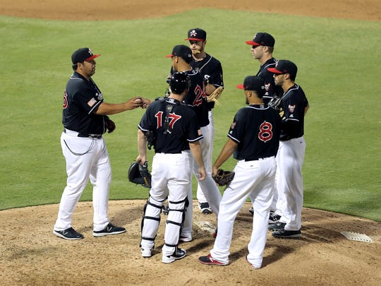 El Paso lost to Tacoma Thursday night in extra innings 6-5.