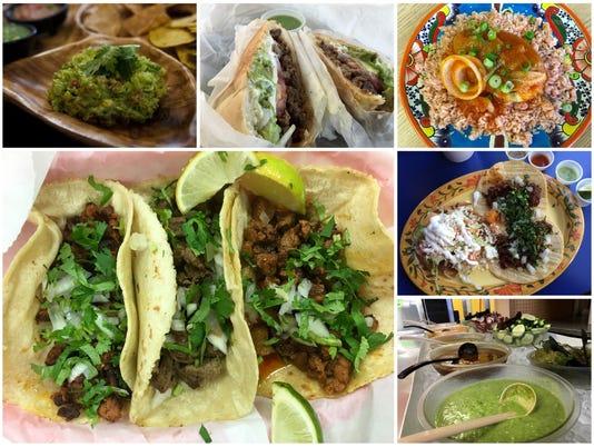 JLB Taco Trek collage