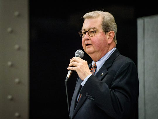 York City Council President Henry Nixon, pictured in