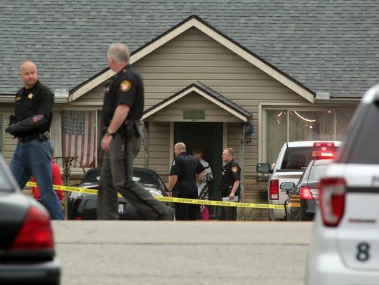 Gunman kills Kirkersville Police Chief Steven Eric