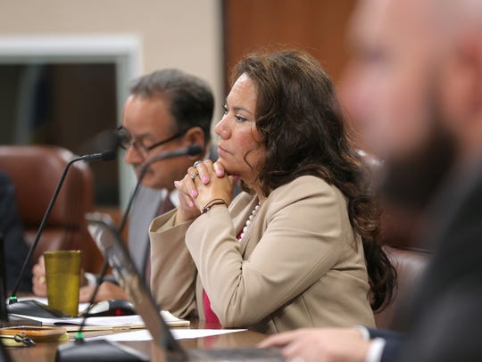 El Paso County Judge Veronica Escobar said she believes