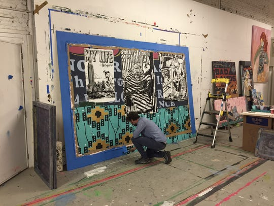 """Faile: The Size of the Fight"" will be at the Library"