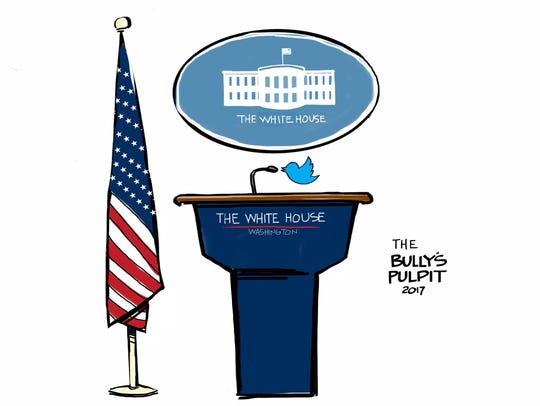 The Bully's Pulpit.