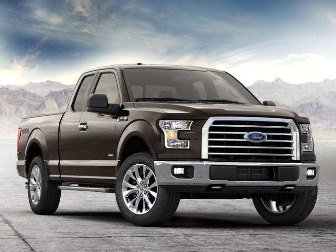 Ford's F150 is the most popular vehicle in America,