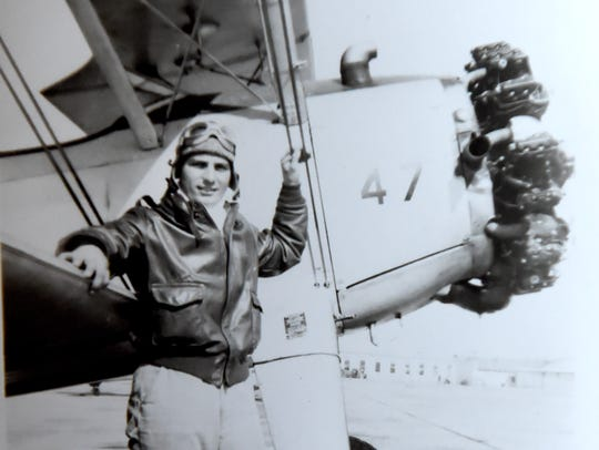 A submitted photograph of John Murphy, of Delta, who