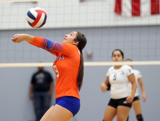 Horizon defeated Canutillo Tuesday night in four sets