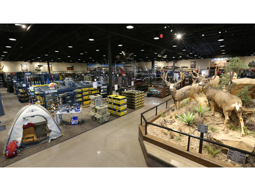 Cabelas El Paso Tx >> Cabela's opening first El Paso store in $100 million West Towne center
