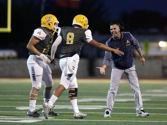 El Paso Eastwood head coach Julio Lopez said it is getting tougher to match potential coaches with open teaching fields.