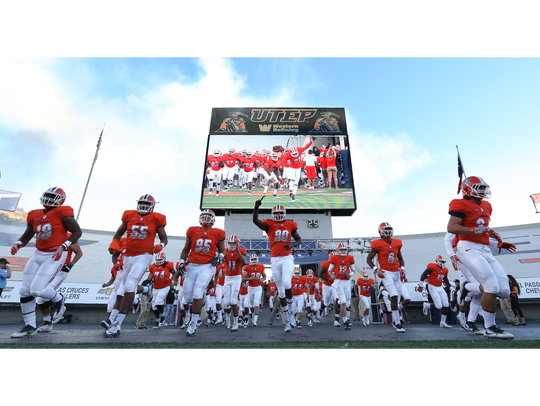 UTEP takes the field to take on Western Kentucky Saturday