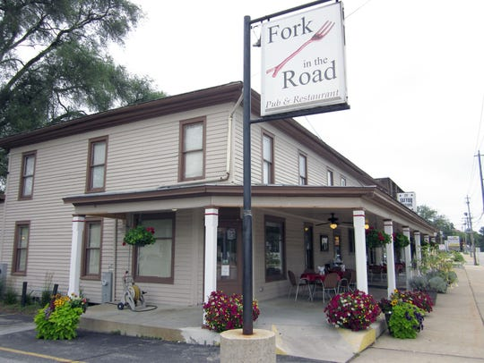 Paul and Theresa Hennesy are buying Fork in the Road,