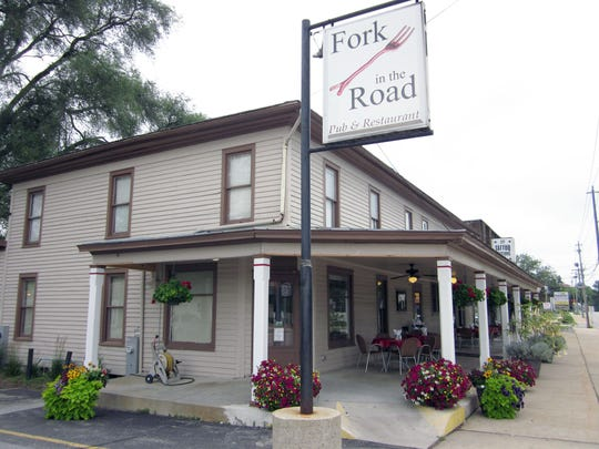 Mukwonago's Fork in the Road restaurant is rumored to be haunted.