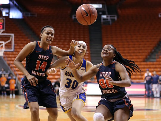 UTEP defeated CSU Bakersfield 67-56 during a matinee game Saturday at the Don Haskins Center.