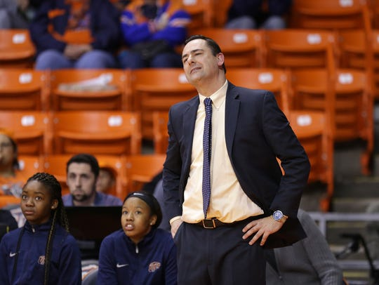 The UTEP women dropped their first game of the season