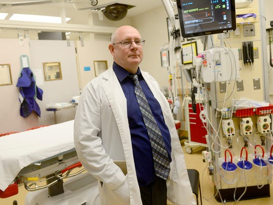 """I think a helmet is critical, just like seatbelts and airbags are critical,"" said Dr. Daniel Carney, the medical director of trauma surgery for WellSpan York Hospital."