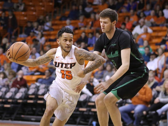 UTEP's losing streak has reached five games after a