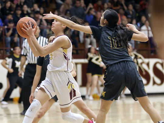 Parkland battles Andress in a playoff game Monday night
