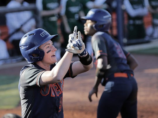 UTEP defeated Portland State Friday afternoon in game one of a double header.