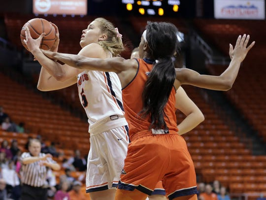 UTEP led the majority of their game Friday against