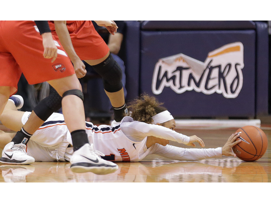 UTEP closed out their regular season with an 80-75