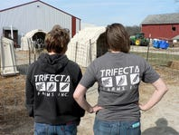 Sibling-owned Tri-Fecta Farm: a different kind of success