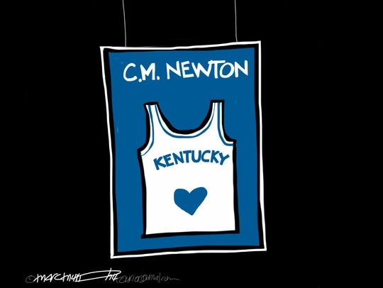Remembering C.M. Newton.