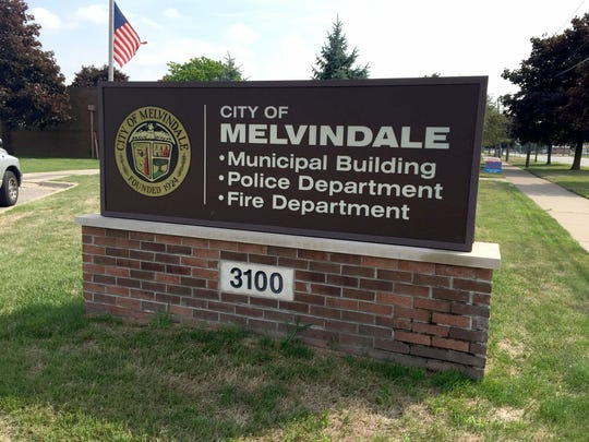 The Municipal, Police and Fire Departments for the City of Melvindale.