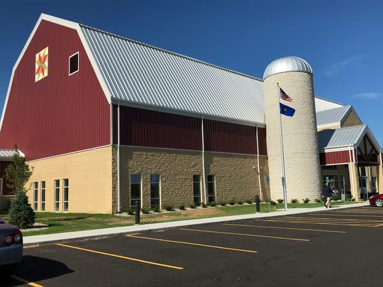 The Farm Wisconsin Discovery Center opened July 28, 2018 in Manitowoc.