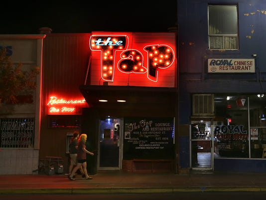 The Tap Bar downtown El Paso