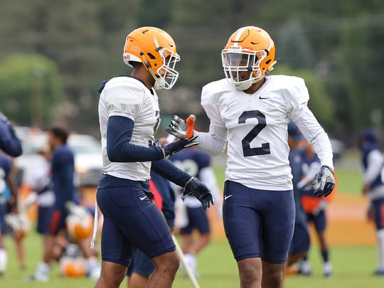 UTEP held their final practice at Camp Ruidoso ahead of Saturday's scrimmage.